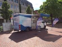 Beratungsmobil der Unabhängigen Patientenberatung kommt am 20. Februar nach Schleswig