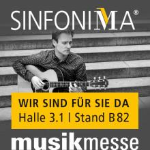 """Pop(corn) zur Musikmesse - Sebastian Niklaus und die Band """"Schlagzeugmafia"""""""