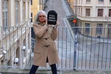 Möt konstnär, dramatiker och författare Marianne Lindberg De Geer på Malmö Konsthall 16/11