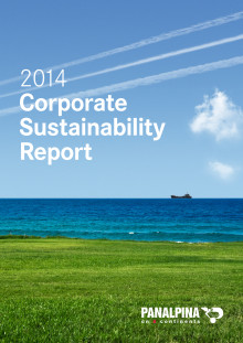 2014 Corporate Sustainability Report