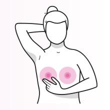 Tidig upptäckt av bröstcancer räddar liv – Bröstcancerförbundet släpper guide till självundersökning på fem språk