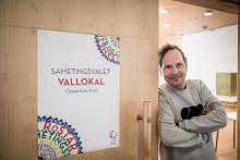 Flest röstade till Sametinget i Jokkmokk