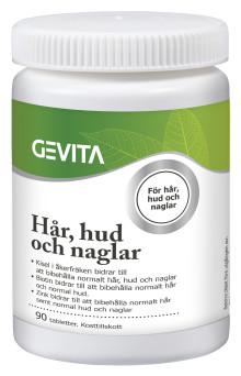 Nytt kosttillskott för hår, hud och naglar