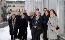Nya Södertälje sjukhus innviet - norsk-svensk samarbeid