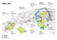 Akademiska Hus storsatsar på studentbostäder i Lund