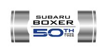 Subaru-Boxern fyller 50