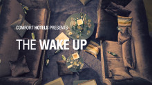 Comfort Hotels med ny brandfilm: the Wake Up