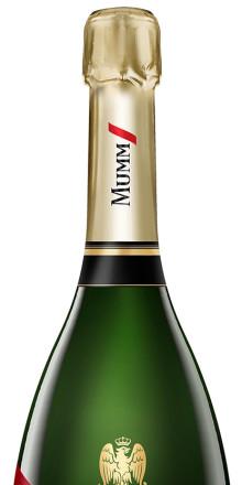 Maison Mumm lanserar Mumm Grand Cordon med en revolutionerande ny design
