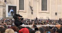 IBC 2016: in evidenza la prima mondovisione live della storia via satellite in Ultra HD/HDR realizzata in Vaticano