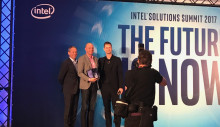 Ingram Micro awarded at Intel Solutions Summit 2017