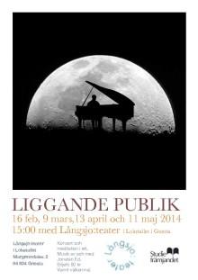 Konsert/meditation med Långsjö teater
