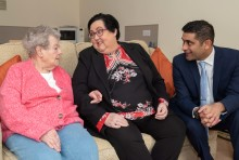 How brand new Bury housing and care scheme is helping older people beat isolation