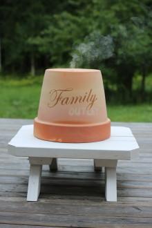 Pressinbjudan med frukostsamtal - Zandra Ahl/Family Outlet.