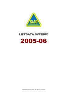 Skiddata 2005-2006