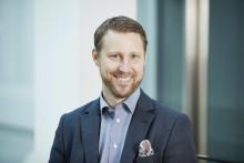 LK Armatur utser Andreas Bengtsson till ny försäljnings- och marknadschef