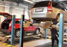 Nära 200 000 fordon riskerar körförbud i maj