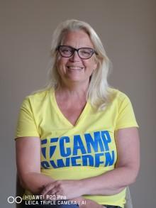 Huawei i samarbete med Camp Sweden: Ann från Stockholm ska dokumentera fotbolls-VM