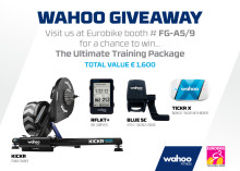 Visit Wahoo Fitness at Eurobike for a chance to win The Ultimate Training Package
