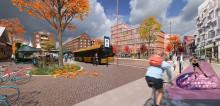 Ny entré till stadskärnan och fler bostäder i södra Lund