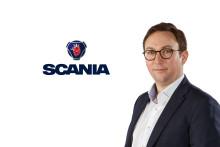 Neuer Direktor Verkauf Busse Scania Deutschland Österreich: Luc Moulin