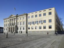 Rådhuset får Sveriges största arkitekturpris