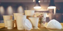 Duni lanserar helt återvinningsbar kaffekopp under Volvo Ocean Race
