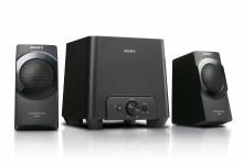 Stile e qualità: Sony presenta i nuovi diffusori per PC