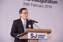 Surbana Jurong Myanmar Brand Inauguration Opening Speech by Mr Teo Eng Cheong, Surbana Jurong CEO, International