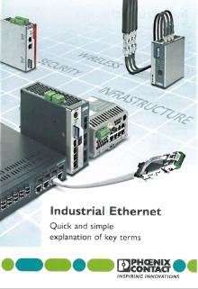 Gratis uppslagsverk för Industriell Ethernet