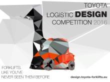 Toyota Material Handling Finland Oy - Toyota Logistic Design 2016 -kilpailuun haetaan lahjakkaita muotoilijoita myös Suomesta