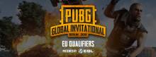 ESL AND PUBG CORPORATION TO PRESENT PGI 2018 EUROPEAN QUALIFIERS