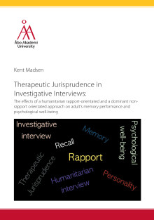 Therapeutic Jurisprudence in Investigative Interviews