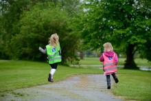 Gratis reflexvästar till förskolor i Västerbotten