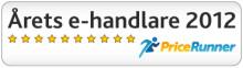 Årets e-handlare på Pricerunner 2012