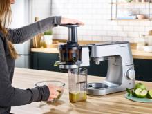 Börja året nyttigt – Kenwood lanserar juicetillbehör till sina köksmaskiner