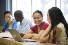 Tre av fyra läser recensioner inför gymnasievalet