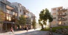 Riksbyggen vinner markanvisning för 150 bostäder i Stenungsund