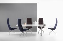 Lammhults lanserar ny design för moderna mötesplatser på Orgatec i Köln 21-25/10