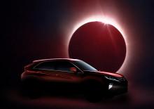 """Eclipse Cross"" – Mitsubishis nya SUV"