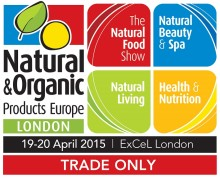 Visitor registration opens for Natural & Organic Products Europe 2015