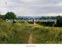 Oslo kommunes kunstsamling - nå på nett