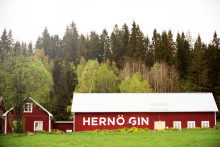 Altia i nytt samarbete med Hernö Gin – Europas mest prisbelönta gin