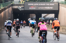 London Midland cycles off with national award win