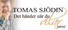 Det händer när du vilar  - Tomas Sjödin på turné