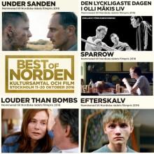 Möt det bästa av nordisk film