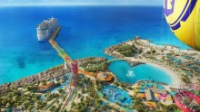 Royal Caribbean lanserer den første av flere nye private øydestinasjoner