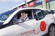 E.ON og AVIS sender 40 nye elbilister ud på grønne hjul
