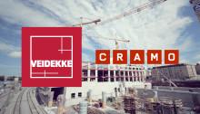 Cramo AB i nytt samarbete med Veidekke Entreprenad AB