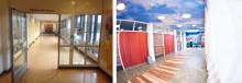 PRESSINBJUDAN Välkommen till invigning av röntgenavdelningens nya väntrum med skärgårdstema på Drottning Silvias barn- och ungdomssjukhus