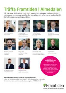 Framtiden på plats i Almedalen 2017